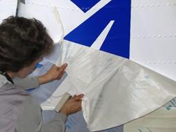 Маркировка воздушных судов