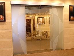 Трафареты для матирования стекла