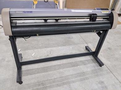 Оборудование плоттерной резки